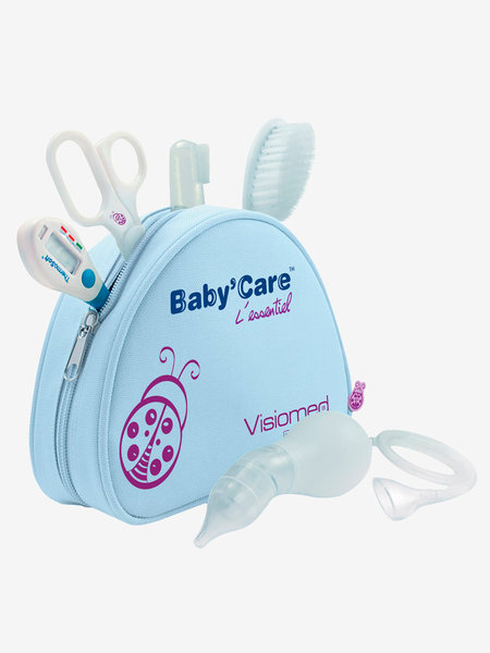 Regalos para un bautizo. Kit neceser Baby'Care