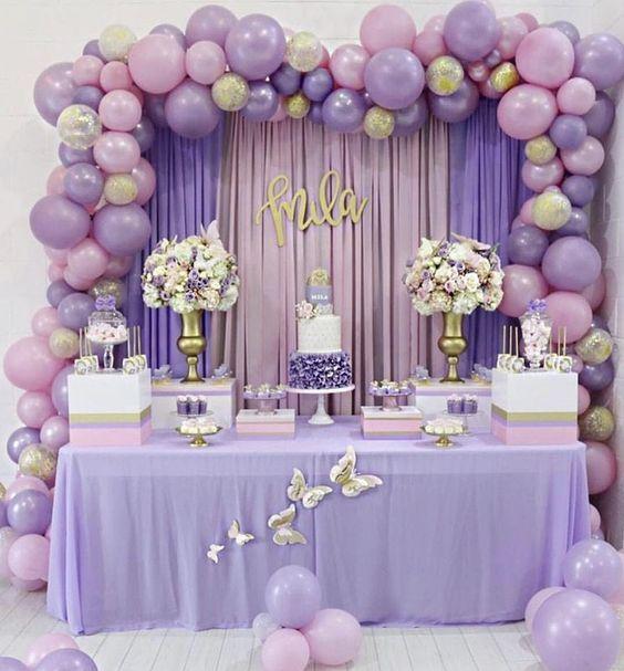Fiestas de cumpleaños con unicornios mágicos