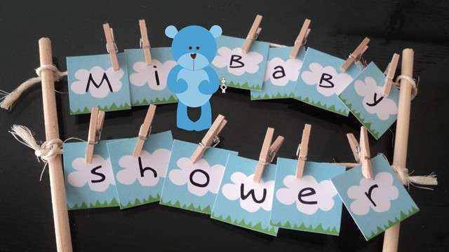 5 ideas claves para organizar un baby shower sin gastar mucho