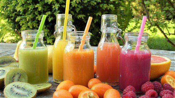 Bebidas refrescantes para verano