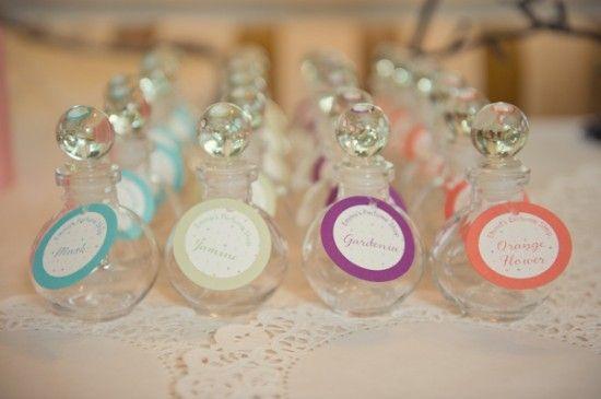 Perfumes con aromas suaves
