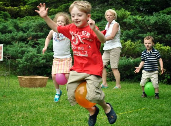 Consejos para animar una fiesta infantil