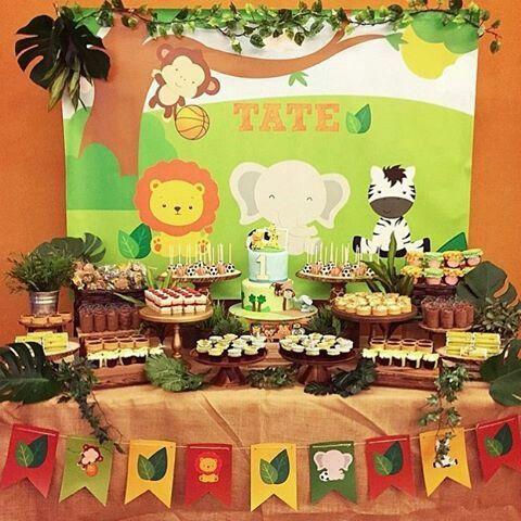 Mesa de dulce salvaje