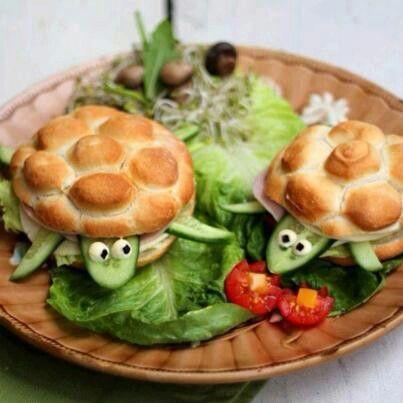 Tortuguitas tentadoras