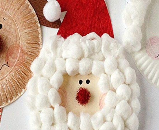 Manualidades de navidad que los niños adorarán